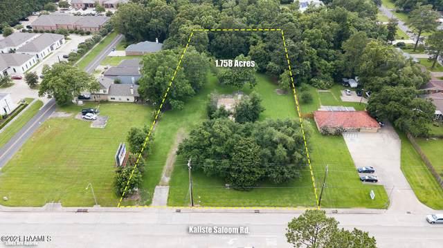 1510 Kaliste Saloom Road, Lafayette, LA 70508 (MLS #21005429) :: Keaty Real Estate