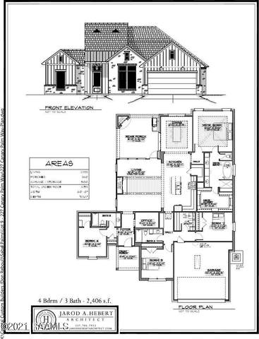 227 Canary Palm Way, Broussard, LA 70518 (MLS #21005493) :: Keaty Real Estate