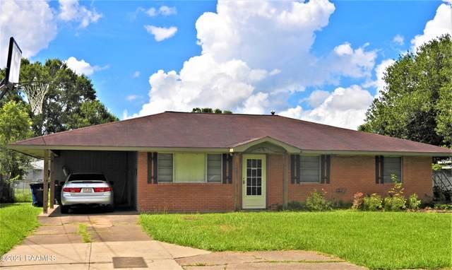 1341 Gregg Street, Eunice, LA 70535 (MLS #21005504) :: Keaty Real Estate