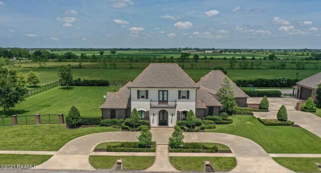 2905 Blue Wing Circle, Maurice, LA 70555 (MLS #21005679) :: Keaty Real Estate