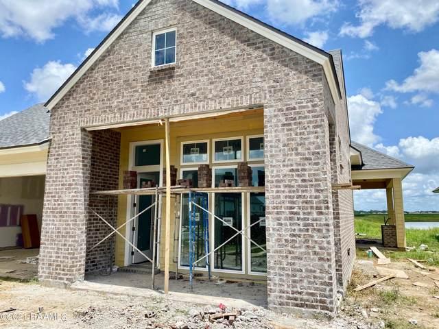 105 Big Lake Run, Youngsville, LA 70592 (MLS #21005874) :: Keaty Real Estate