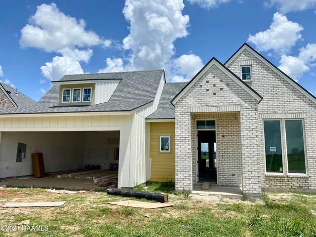 107 Big Lake Run, Youngsville, LA 70592 (MLS #21005877) :: Keaty Real Estate