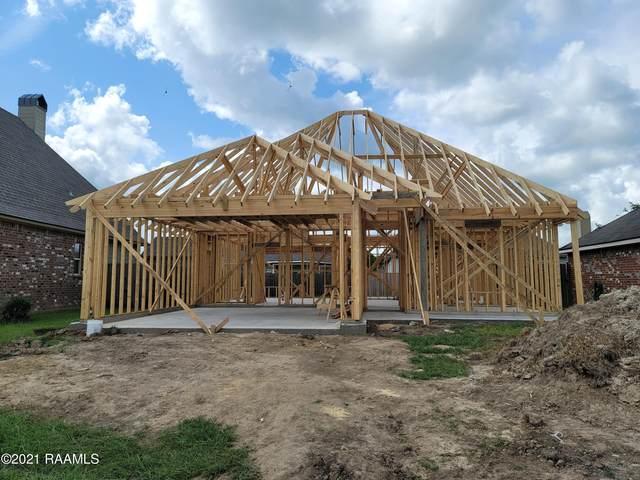 110 Scarlet Oak, Carencro, LA 70520 (MLS #21005903) :: Keaty Real Estate