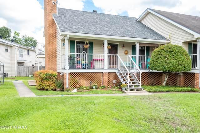 100 Teal Lane #37, Lafayette, LA 70507 (MLS #21005912) :: Keaty Real Estate