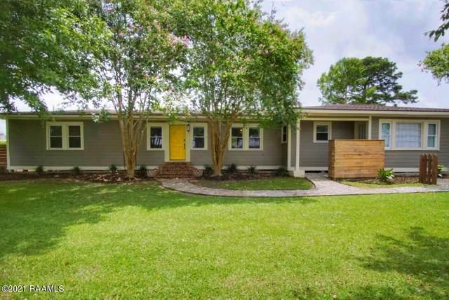 109 Meda Road, Duson, LA 70529 (MLS #21006024) :: Keaty Real Estate