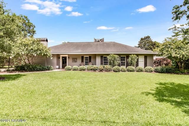 119 Beverly Drive, Lafayette, LA 70503 (MLS #21006029) :: Keaty Real Estate