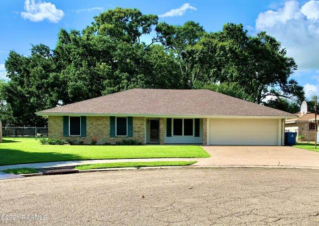 218 Kees Circle, Lafayette, LA 70506 (MLS #21006088) :: Keaty Real Estate