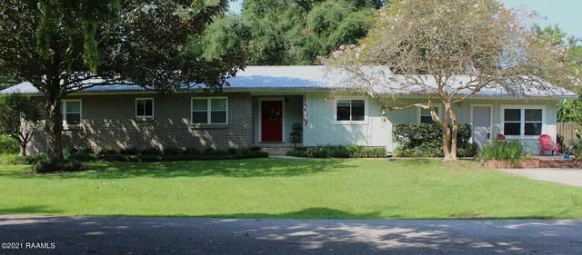 256 Edgewood Drive, Lafayette, LA 70503 (MLS #21006093) :: United Properties