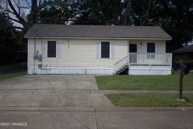 915 Saint Charles Street, Lafayette, LA 70501 (MLS #21006147) :: Keaty Real Estate