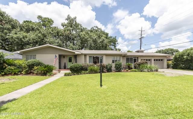 199 N Southlawn Drive, Lafayette, LA 70503 (MLS #21006222) :: Keaty Real Estate