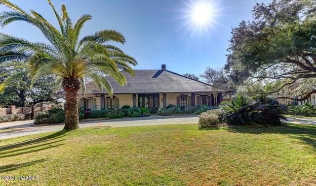 301 Beverly Drive, Lafayette, LA 70503 (MLS #21006227) :: Keaty Real Estate