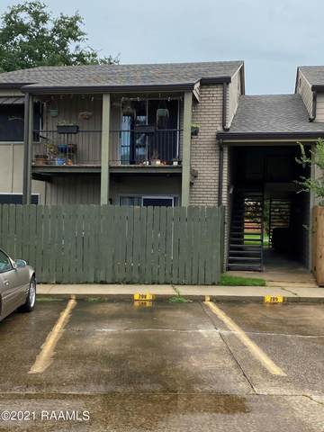 220 Doucet Road 205 A, Lafayette, LA 70503 (MLS #21006269) :: United Properties