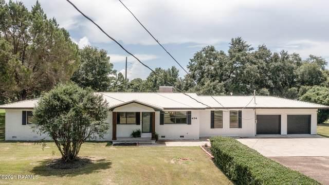 434 Garber Road, Broussard, LA 70518 (MLS #21006510) :: Keaty Real Estate