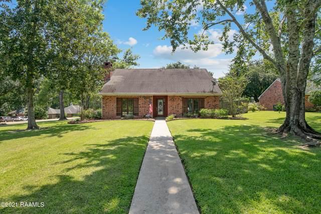 101 Concord Drive, Carencro, LA 70520 (MLS #21006617) :: Keaty Real Estate