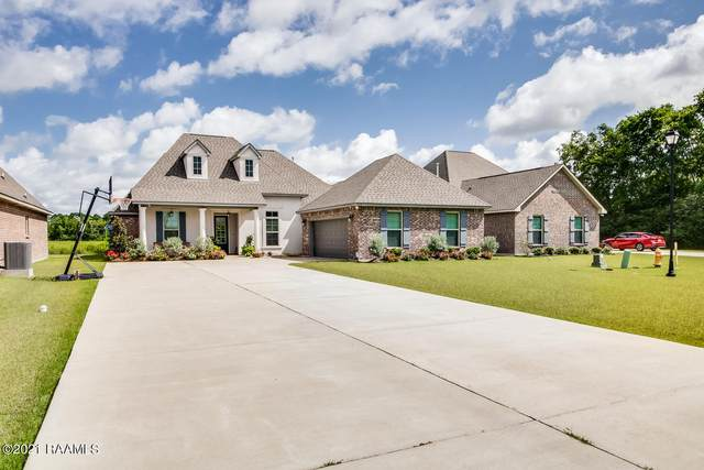 202 Goldenrod Lane, Maurice, LA 70555 (MLS #21006655) :: Keaty Real Estate