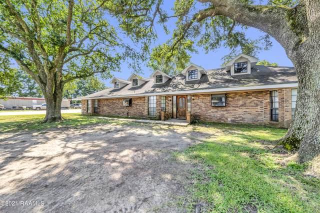 2007 W Gloria Switch Road, Carencro, LA 70520 (MLS #21006714) :: Keaty Real Estate