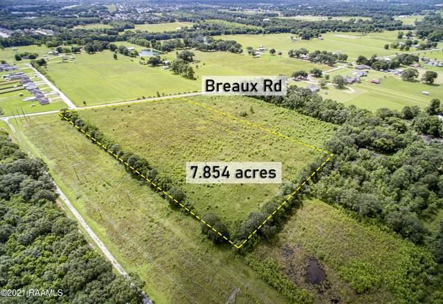 900 Blk Breaux Road, Lafayette, LA 70506 (MLS #21006716) :: Keaty Real Estate