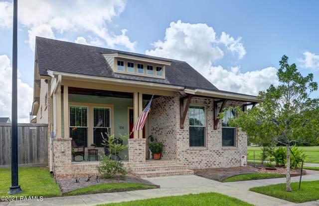 104 Homestead Lane, Lafayette, LA 70508 (MLS #21006874) :: Keaty Real Estate