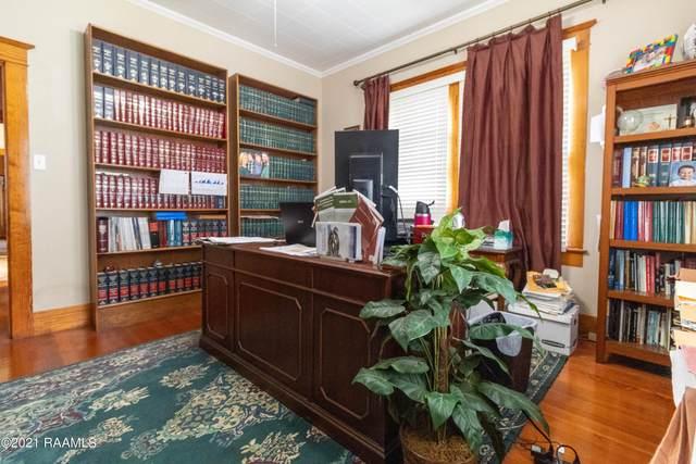 1704 W University Avenue, Lafayette, LA 70506 (MLS #21008326) :: Keaty Real Estate