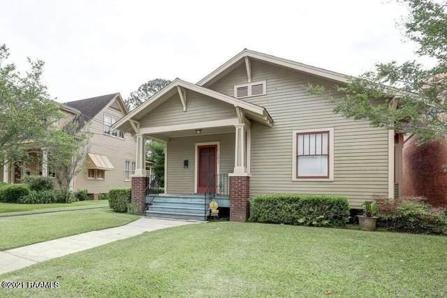 1015 Lee Avenue, Lafayette, LA 70501 (MLS #21008439) :: Keaty Real Estate