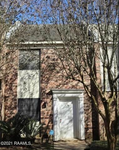 1318 Dulles Drive B, Lafayette, LA 70506 (MLS #21008511) :: Keaty Real Estate