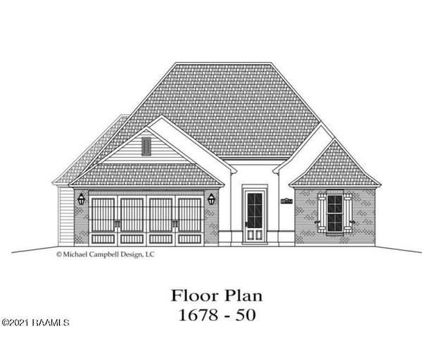 224 Tall Oaks Lane, Youngsville, LA 70592 (MLS #21008616) :: Keaty Real Estate