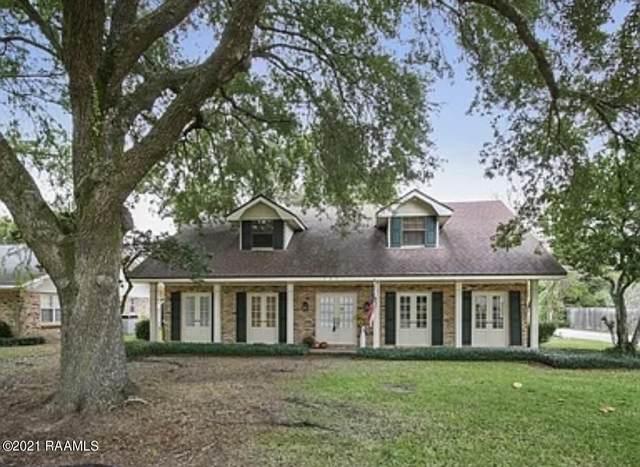 504 Amanda Drive, Lafayette, LA 70507 (MLS #21008912) :: Keaty Real Estate