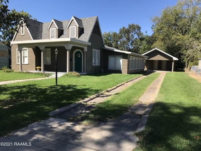 403 E 9th Street, Crowley, LA 70526 (MLS #21008958) :: Keaty Real Estate