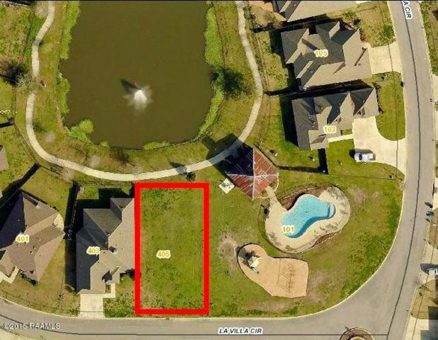 405 La Villa, Youngsville, LA 70592 (MLS #16005586) :: Keaty Real Estate