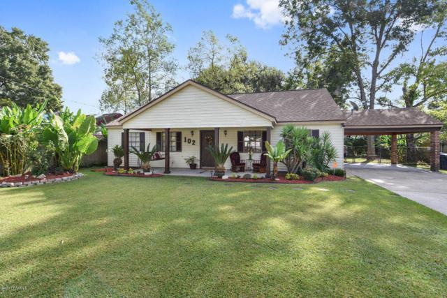 102 Polaris Drive, Lafayette, LA 70501 (MLS #17008966) :: Keaty Real Estate