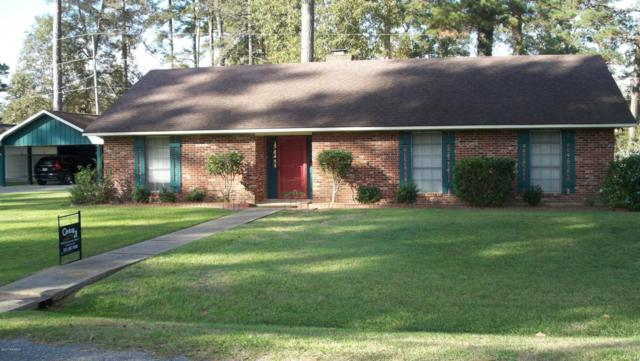 139 Whispering Pines Lane, Eunice, LA 70535 (MLS #17010621) :: Keaty Real Estate