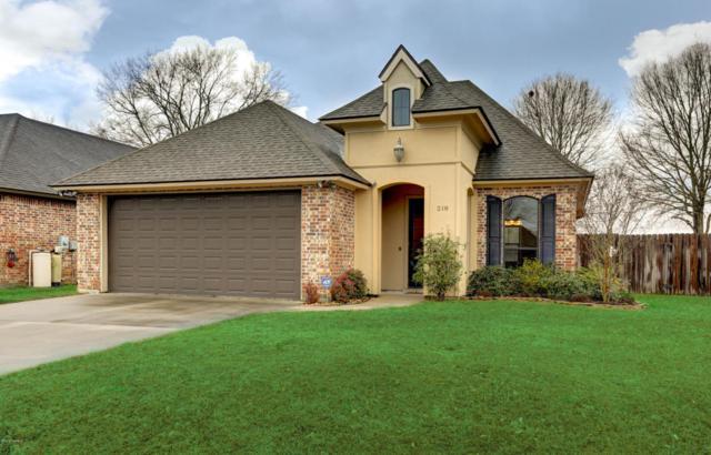 218 Forest Creek Drive, Scott, LA 70583 (MLS #18000978) :: Keaty Real Estate