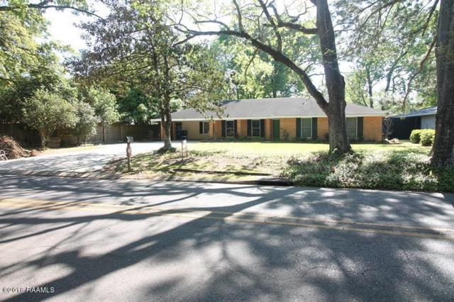 536 Camellia Drive, Lafayette, LA 70503 (MLS #18001199) :: Keaty Real Estate