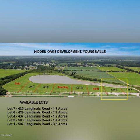 503 Langlinais Road, Youngsville, LA 70592 (MLS #18002160) :: Cachet Real Estate
