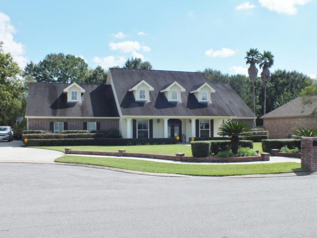 101 Freeport Circle, Lafayette, LA 70508 (MLS #18002869) :: Cachet Real Estate