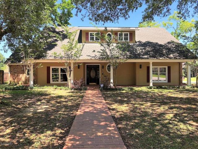 100 Oakforest Drive, Lafayette, LA 70501 (MLS #18003671) :: Keaty Real Estate