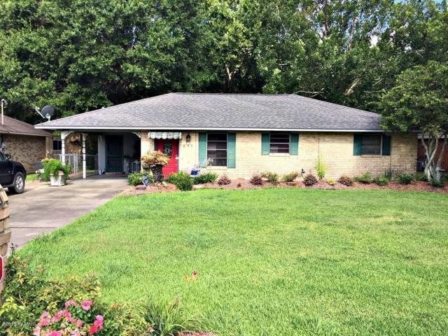611 Hill Street, Eunice, LA 70535 (MLS #18006414) :: Keaty Real Estate