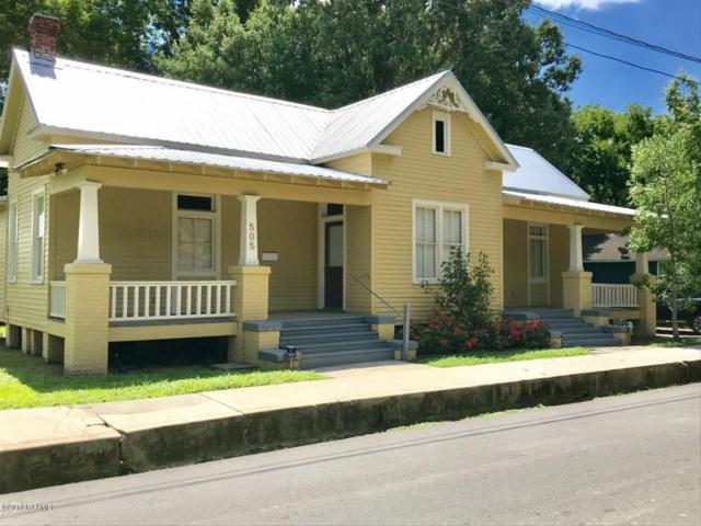 505 Madison Street, Lafayette, LA 70501 (MLS #18006684) :: Red Door Realty