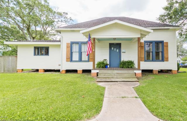 504 E 2nd Street, Crowley, LA 70526 (MLS #18011411) :: Keaty Real Estate