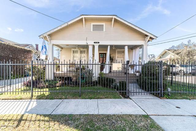 110 Avenue B, Lafayette, LA 70501 (MLS #19009616) :: Keaty Real Estate