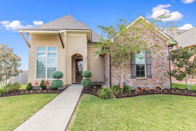 226 Bayou Parc Drive, Youngsville, LA 70592 (MLS #19010098) :: Keaty Real Estate