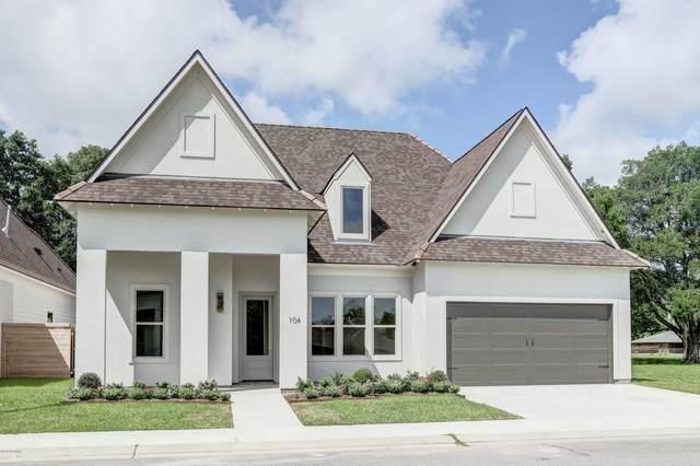 104 Drifting Sands Lane, Lafayette, LA 70503 (MLS #20001123) :: Keaty Real Estate