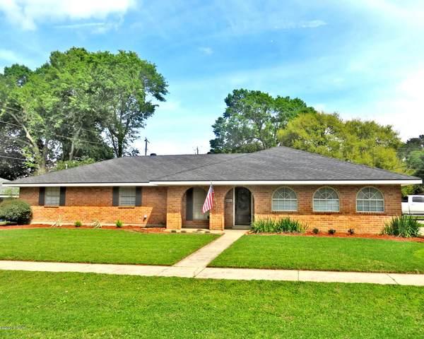 100 Cicero Circle, Lafayette, LA 70508 (MLS #20003035) :: Keaty Real Estate