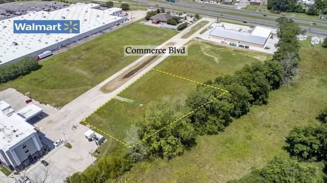 Lot 3 Commerce Boulevard, Opelousas, LA 70570 (MLS #20004834) :: Keaty Real Estate