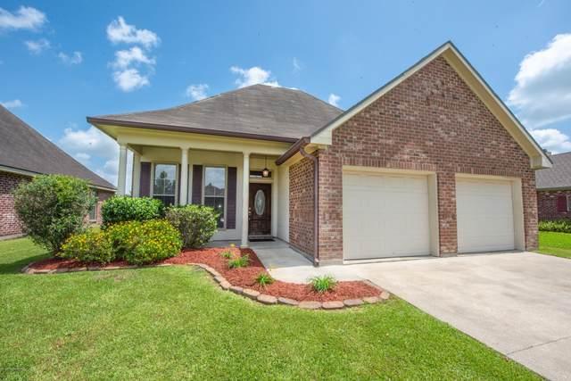 717 Copper Meadow Boulevard, Youngsville, LA 70592 (MLS #20006027) :: Keaty Real Estate