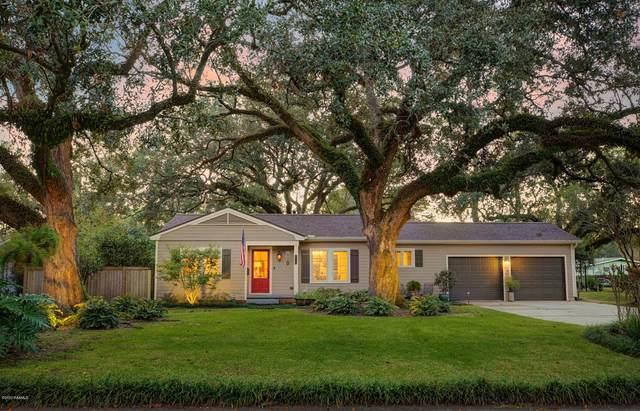 2115 W St Mary Boulevard, Lafayette, LA 70506 (MLS #20010117) :: Keaty Real Estate