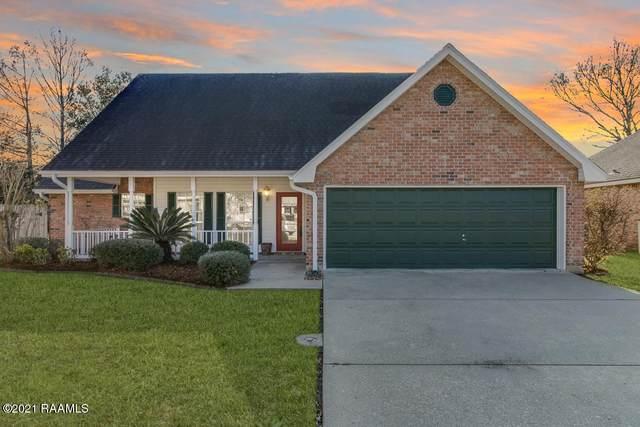 142 Ashland Court, Lafayette, LA 70508 (MLS #21000355) :: Keaty Real Estate