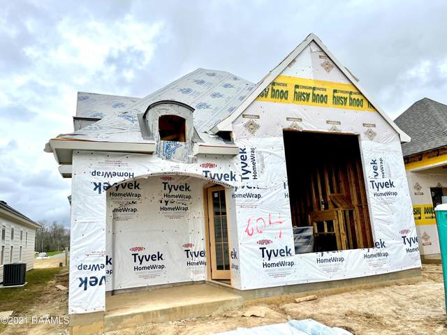 604 Bourdette Drive, Lafayette, LA 70507 (MLS #21000589) :: Keaty Real Estate