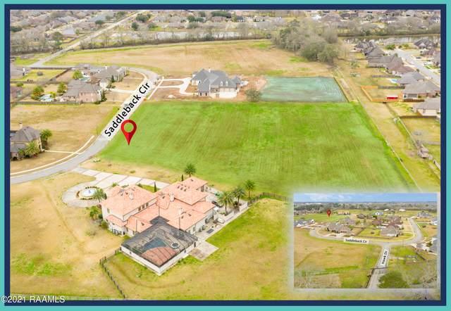 212 Saddleback Circle, Youngsville, LA 70592 (MLS #21001358) :: Keaty Real Estate
