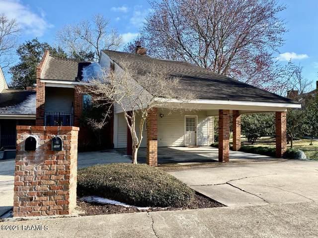 501 Briargate Circle, Lafayette, LA 70503 (MLS #21001470) :: Keaty Real Estate